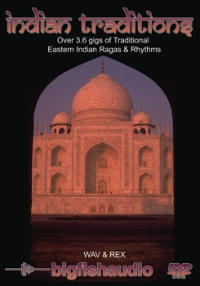 Indian Traditions - Eastern Indian Ragas and Rhythms