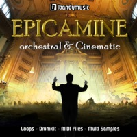 Epicamine: Orchestral & Cinematic - 7 construction kits covering all moods and styles of cinematic scenes