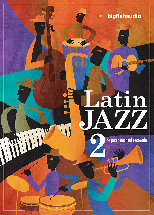Latin Jazz 2 - 2.81 GB of Latin Jazz by Peter Michael Escovedo