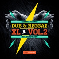 Dub & Reggae XL Vol.2 - 352 Loops & 477 One shot samples of Steady Beats, Throbbing Basslines and more