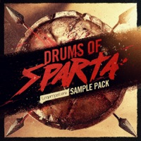 Drums of Sparta - A full-scale collection of dramatic cinematic drums