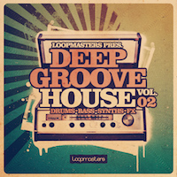 Deep Groove House Vol.2 - Over 800MB to give you that Main Room feel