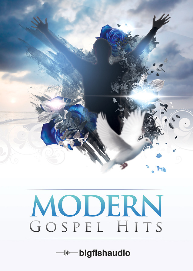 Modern Gospel Hits - 24 modern Gospel construction kits totaling 1,560 loops and samples