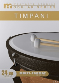 Timpani Modular Series - Comprehensive timpani library with state-of-the-art programming