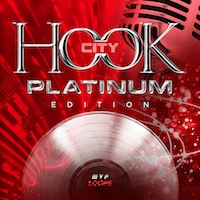 Hook City: XXL Platinum Edition - 1,504 Hip Hop loops, samples, one shots and 31 Kontakt 5 instrument patches