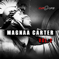Magnaa Carter Vol. 2 - 30 special construction kits in the style of chart-busting artists like Jay Z