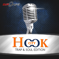 Hook City: Trap n Soul Edition - Nearly 1,000 loops, samples, riffs, and one shots, plus tons of vocal samples