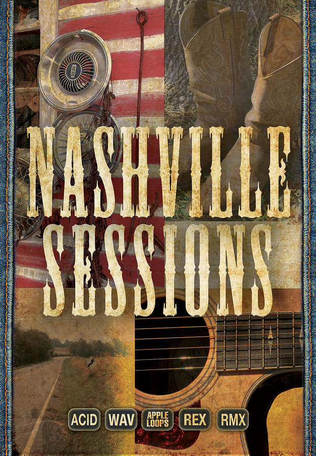 Nashville Sessions - Authentic Nashville sounds covering traditional and modern country