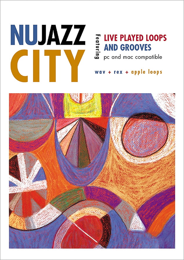 Nu Jazz City - Construction kits covering European Nu Jazz, Acid Jazz, 1960s Soul Jazz,& more