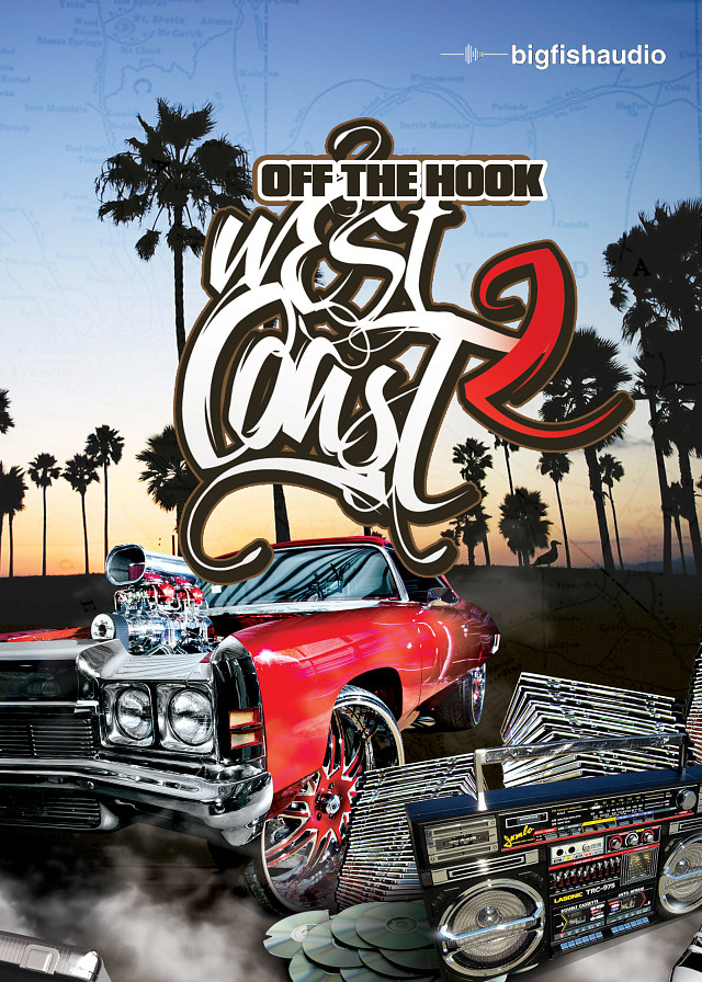 Off The Hook West Coast 2 - Big, booming and like nothing you have ever heard before