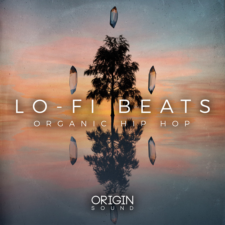 Lo-Fi Beats - Organic Hip Hop - Natural bass loops, delicate guitar loops, and thick multiple stack layers