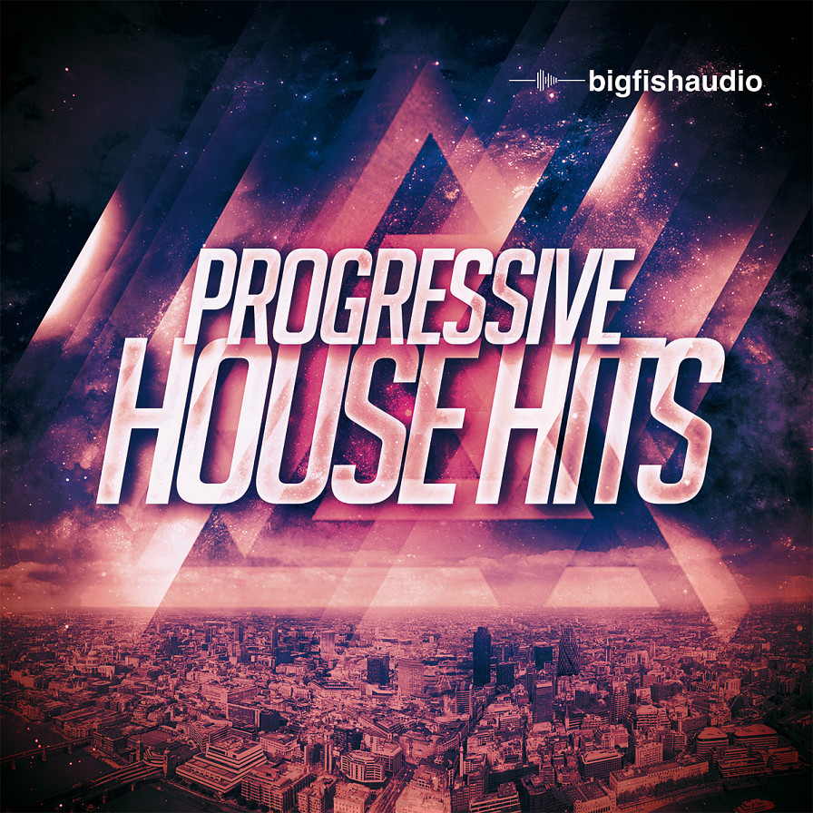 Progressive House Hits - 15 finely crafted Progressive House construction kits
