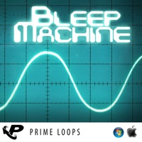 Bleep Machine - An analogue synth armoury completely dedicated to bleeps and bloops