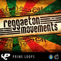 Reggaeton Movements - A fully loaded and totally flexible reggaeton sample pack from Prime Loops