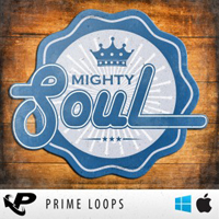 Mighty Soul - This pack of construction kits is perfect for extracting the essence of Funk