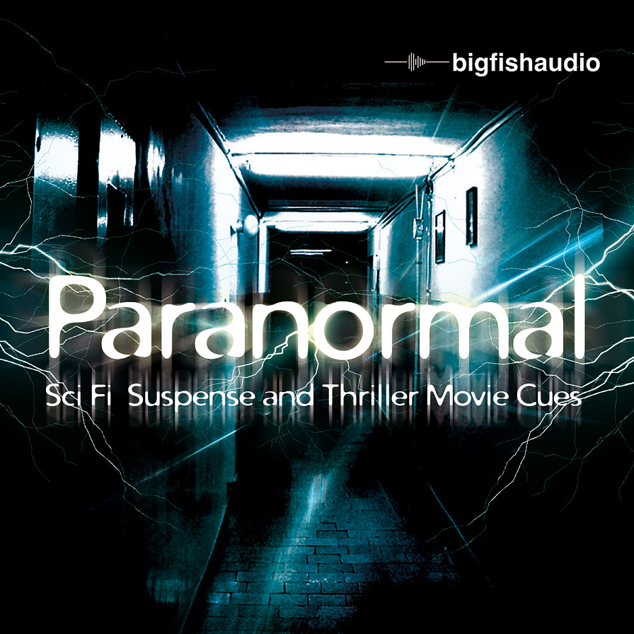 Paranormal - 3.5+ GB of Sci Fi Suspense and Thriller Movie Cues