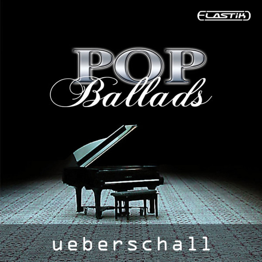 Pop Ballads - Everything necessary to create your own love, melancholic, and romantic song