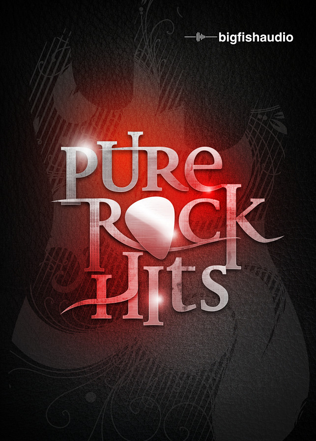 Pure Rock Hits - Timeless rock construction kits laced with pure energy