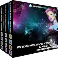 Progressive Trance & Electro Bundle (Vols 1-3) - Taking your productions to the next level with 15 huge Construction Kits