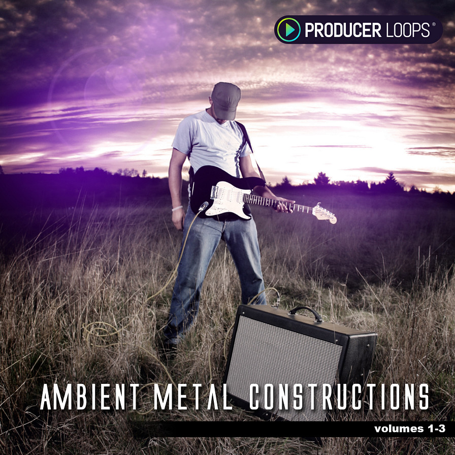 Ambient Metal Constructions Bundle (Vols 1-3) - An epic journey from hard edged tech metal to subdued ambience