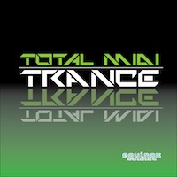 Total MIDI: Trance - 9 MIDI collections for creating the best Trance tunes
