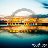 Complete Chill Trance MIDI Bundle - Get all your Chillout & Trance MIDI's in one conveniently concise bundle