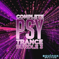 Complete PSY Trance Bundle 3  - Five stunning Construction Kits