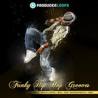 Funky Hip Hop Grooves - Over 2.7GB of the highest quality urban packs ever released
