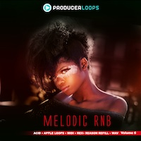 Melodic RnB Vol.6 - Five beautiful, melodic RnB Construction Kits