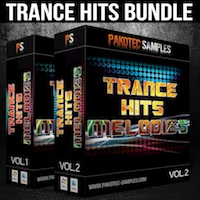 Trance Hits Bundle - Two products and 200 powerful, useful and effective melodies