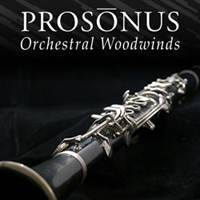 Prosonus Orchestral Woodwinds - Flute, Clarinet, Oboe, English Horn, and Bassoon