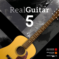 RealGuitar 5 - Truly realistic sounding solo and accompaniment Guitars