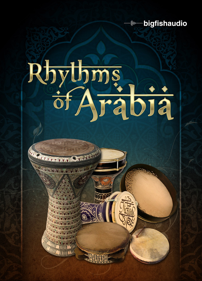 Rhythms of Arabia - Classic rhythms of Arabia