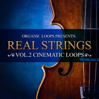 Real Strings Vol.2  - full string loops with breath-taking, epic results that you can't beat