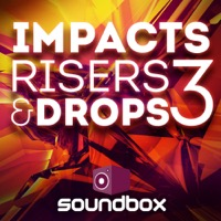 Impacts, Risers & Drops 3 - Our freshest FX crafted for all EDM sub-genres