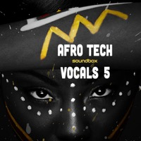 Afro Tech Vocals 5 - 111MB of loops ready to lift your music into the charts
