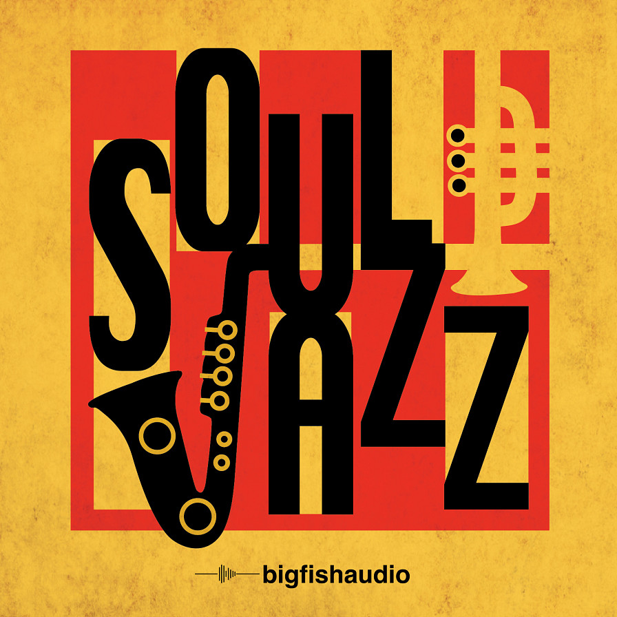 Soul Jazz - Vintage style Jazz, Soul and R&B
