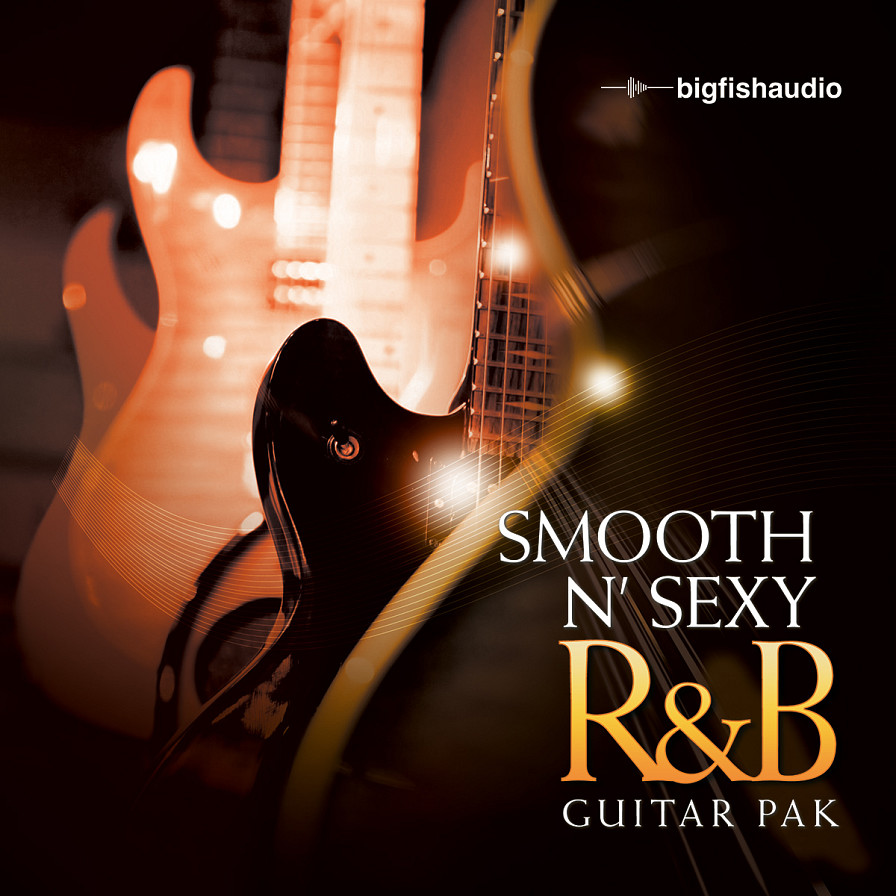 Smooth n' Sexy R&B Guitar Pak - This is definitely a must have for smooth R&B producers