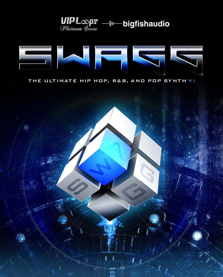 SWAGG - The ultimate in Hip Hop, R&B, Pop and Soul synths