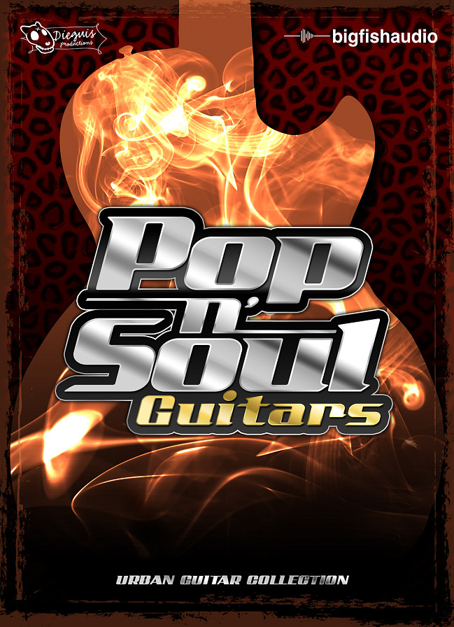 Pop n' Soul Guitars - Urban Guitar Collection