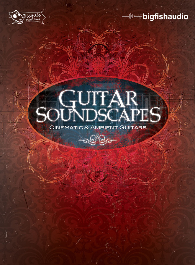 Guitar Soundscapes - Cinematic and Ambient Guitars
