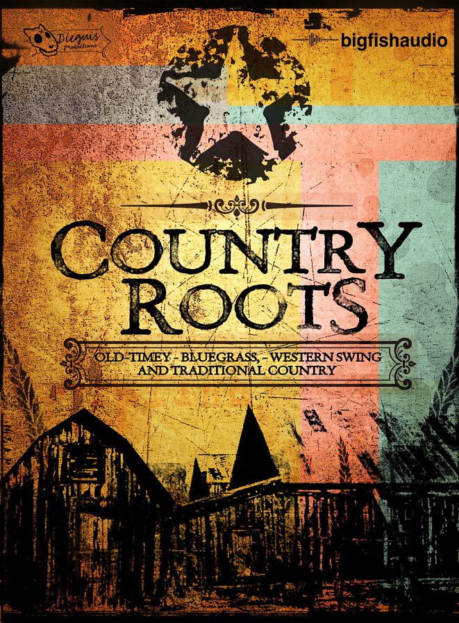 Country Roots - Old-Timey, Bluegrass, Western Swing and Traditional Country