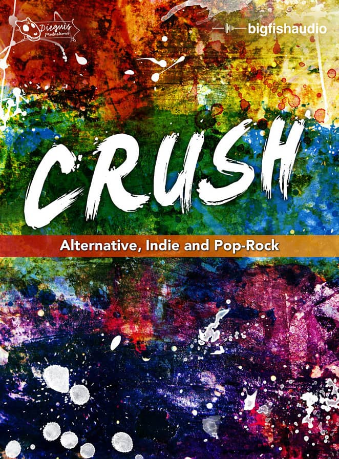 Crush - Alternative, Indie and Pop Rock