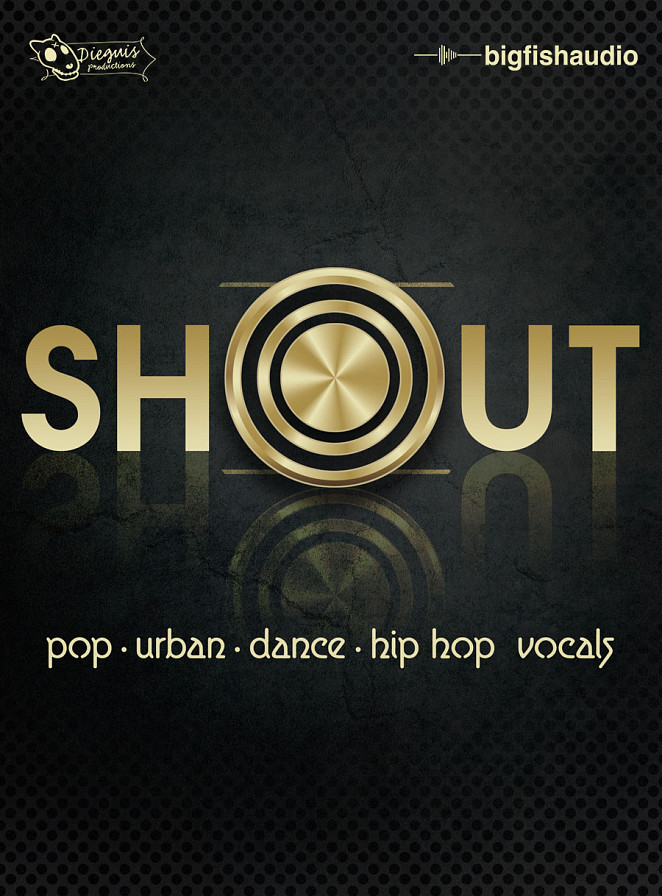 Shout - Pop, Urban and Dance Vocals