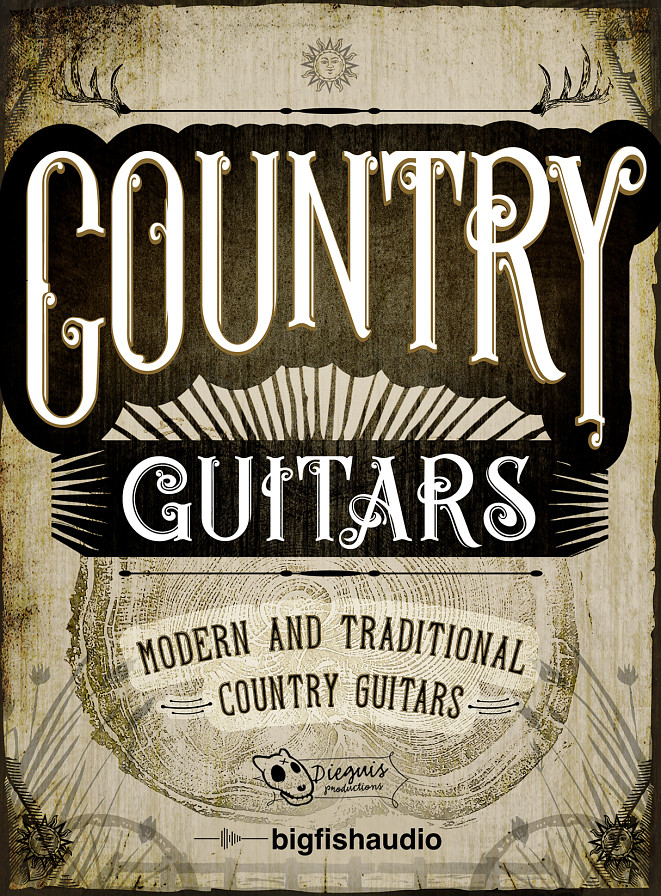 Country Guitars - Modern and Traditional Country Guitars