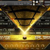 Sculptor: Epic Drops - Easily create epic-sounding drops for your cinematic trailers and music