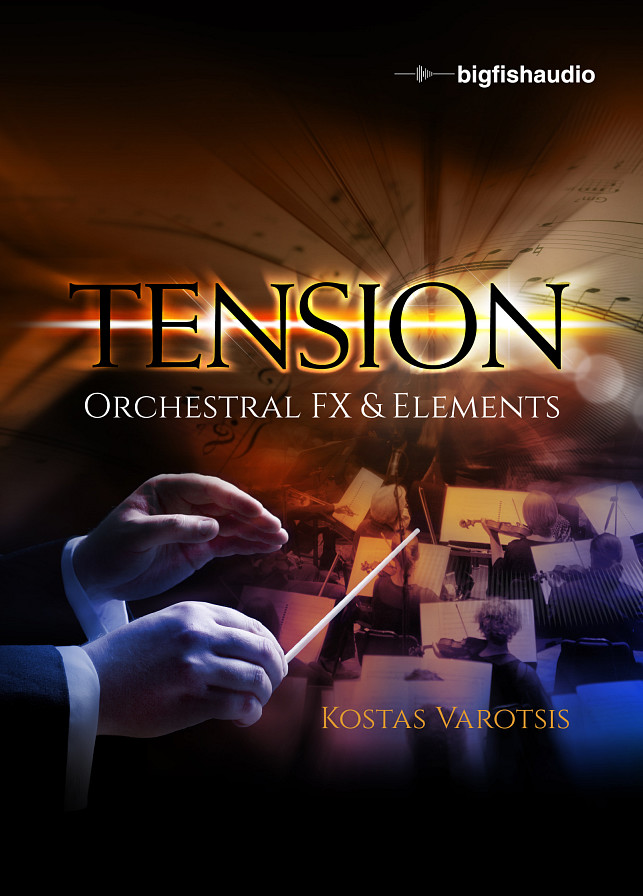 Tension: Orchestral FX & Elements - A comprehensive collection of Orchestral FX