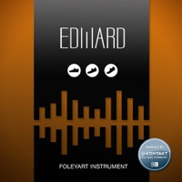 Edward Foleyart Instrument - 35.600 real recorded foley artist sounds