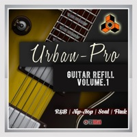 Urban-Pro Guitar Refill - Real, professional guitar parts to add to your music