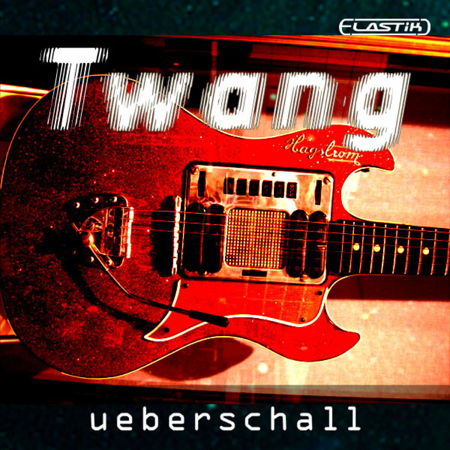 Twang - 2GB of Surf Rock, Rockabilly and Spaghetti Western
